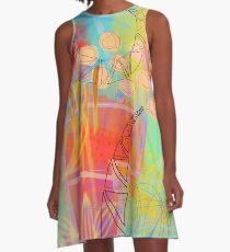mary A-Line Dress