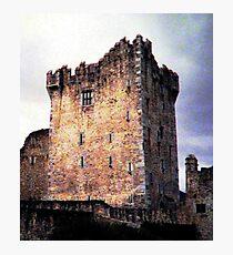 Ross Castle, Kilarney Ireland Photographic Print