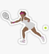 Serena Williams Sticker