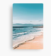 Beach Shore Canvas Print
