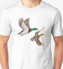 Mallard Ducks T-Shirt Unisex T-Shirt