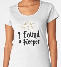 I Found a Keeper Women's Premium T-Shirt