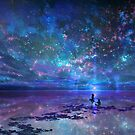 Ocean, Stars, Sky, and You by muddymelly