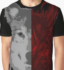 The Wolf and the Dragon Graphic T-Shirt