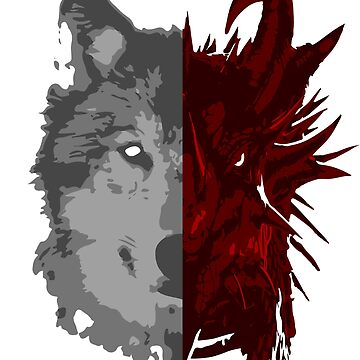 The Wolf and the Dragon by BSouthern