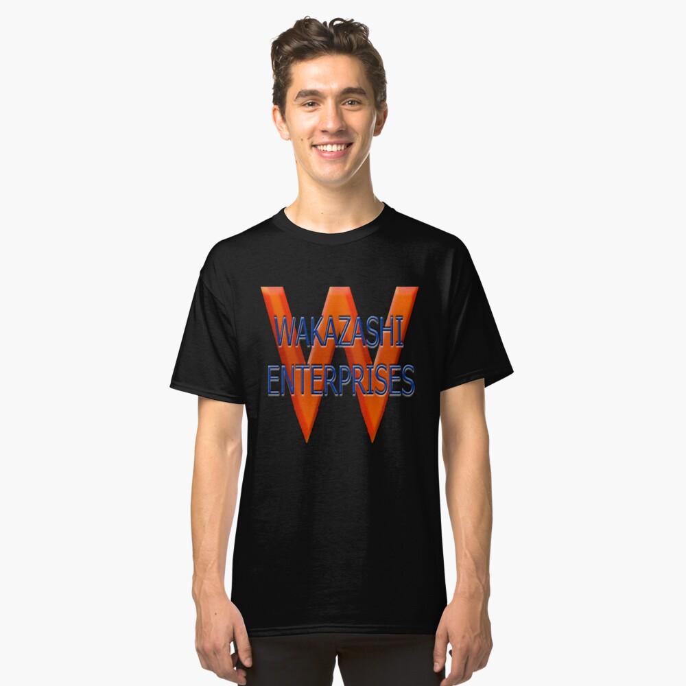 Wakazashi Enterprises  Classic T-Shirt
