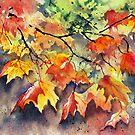 Golden Autumn by Ann Mortimer