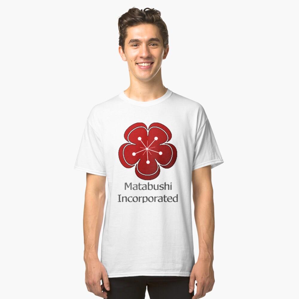 Matabushi Incorporated Classic T-Shirt