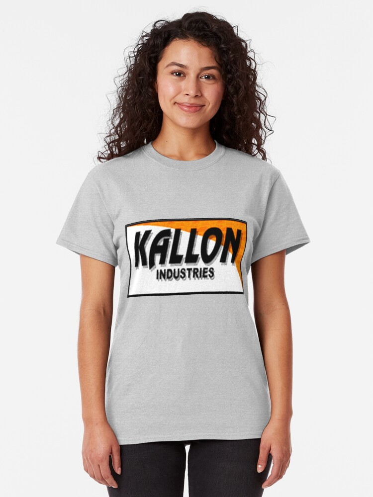 Alternate view of Kallon Industries Classic T-Shirt