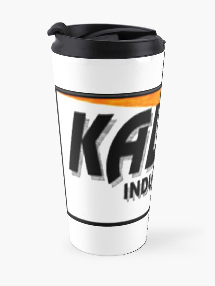 Alternate view of Kallon Industries Travel Mug