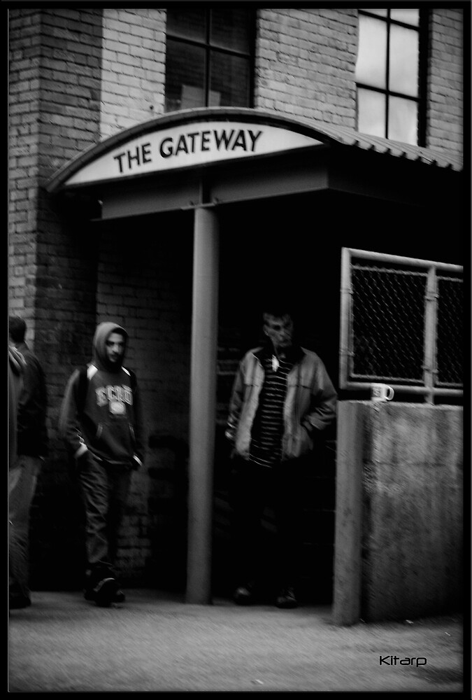 Gateway to another world by Pratik Agrawal