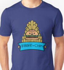 Throne of Chips T-Shirt