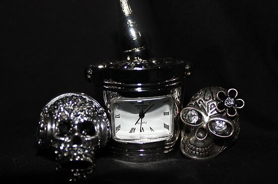 skull time by Perggals© - Stacey Turner