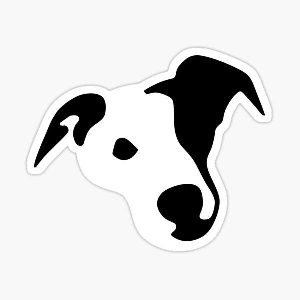 Whippet Dog Sticker