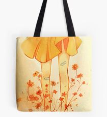 Summer's Touch Tote Bag