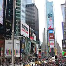 Times Square, NY von stockholm