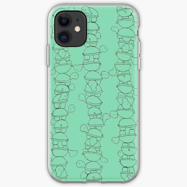 All the Way Down iPhone Soft Case