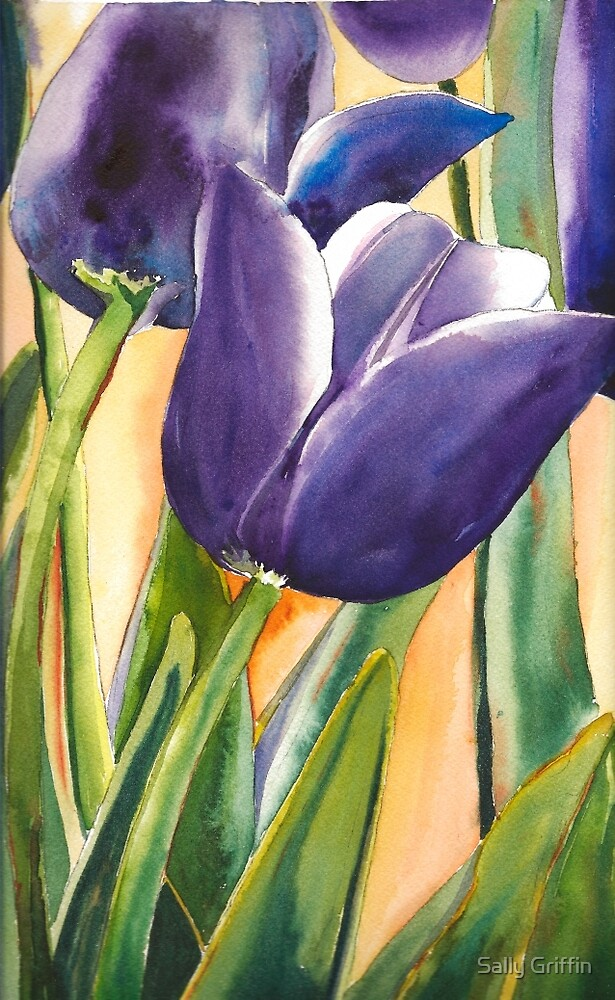 Time for Tulips by Sally Griffin