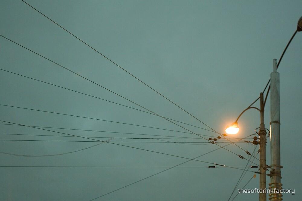Powerlines by thesoftdrinkfactory