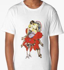 Major on Fuchikoma Long T-Shirt