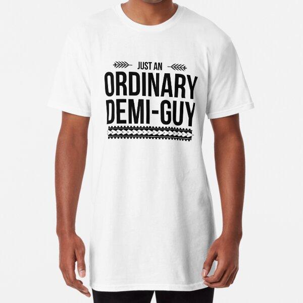 Just an Ordinary Demi Guy Long T-Shirt