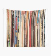 Vinyl Records Alt-Country   Wall Tapestry