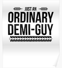 Just an Ordinary Demi Guy Poster