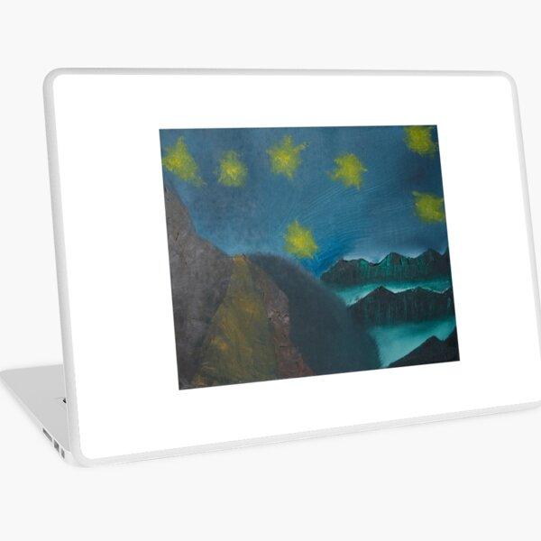 The Misty Mountains Laptop Skin
