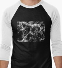 The Macro Universe Filament Men's Baseball ¾ T-Shirt