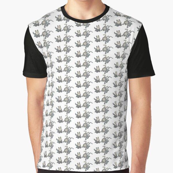 Popee el ejecutante Camiseta gráfica