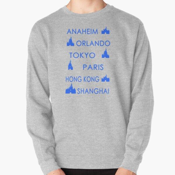 My Cities Pullover Sweatshirt