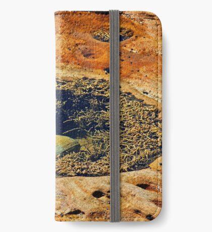 Rock & Algen iPhone Flip-Case