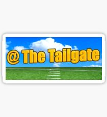At the Tailgate Sports Blog  Sticker