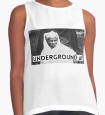 Harriet Tubman Underground AF Contrast Tank