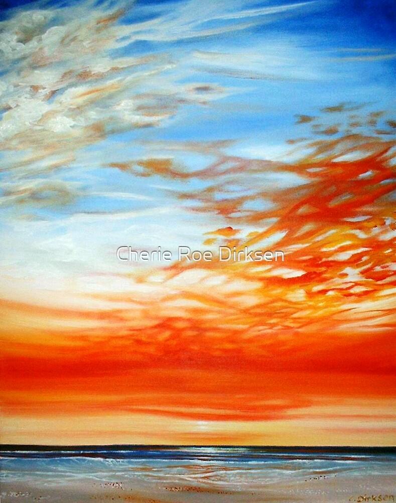 Red Sky, Blue Sky by Cherie Roe Dirksen