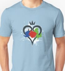 Team of hearts Unisex T-Shirt