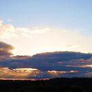 Sky Lit up by HELUA
