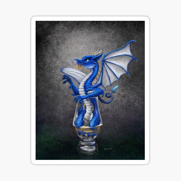 Scotch Dragon Sticker