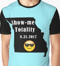 Missouri eclipse - show me totality Graphic T-Shirt