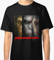 Rise, Dawn, War - Planet of the Apes Classic T-Shirt