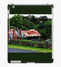 Old Cottages, Hill End iPad Case/Skin