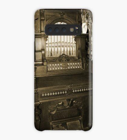 Alte Pfeifenorgel Hülle & Klebefolie für Samsung Galaxy