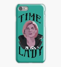 Doctor Who-Thirteen: Some of Us Can Afford the Upgrade (Pink) iPhone Case/Skin