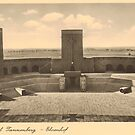 The Tannenberg Memorial, East Prussia, Germany 4 by Remo Kurka