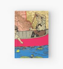 Canadian Explorer Hardcover Journal