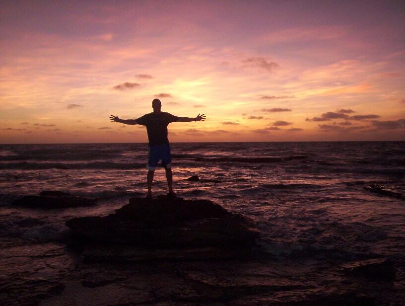 Broome sunset by gamo
