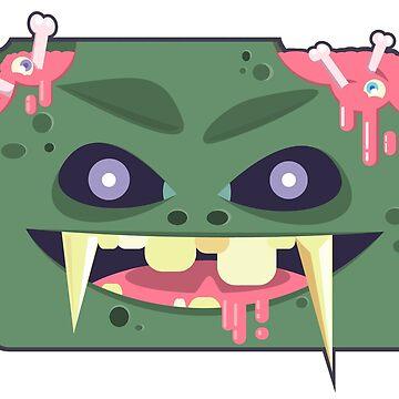 Green Monster by mongja9