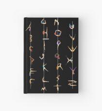 Polephabet A-Z v2 Hardcover Journal