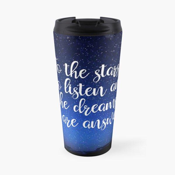 Stars Who Listen Travel Mug