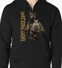 King McGregor Zipped Hoodie